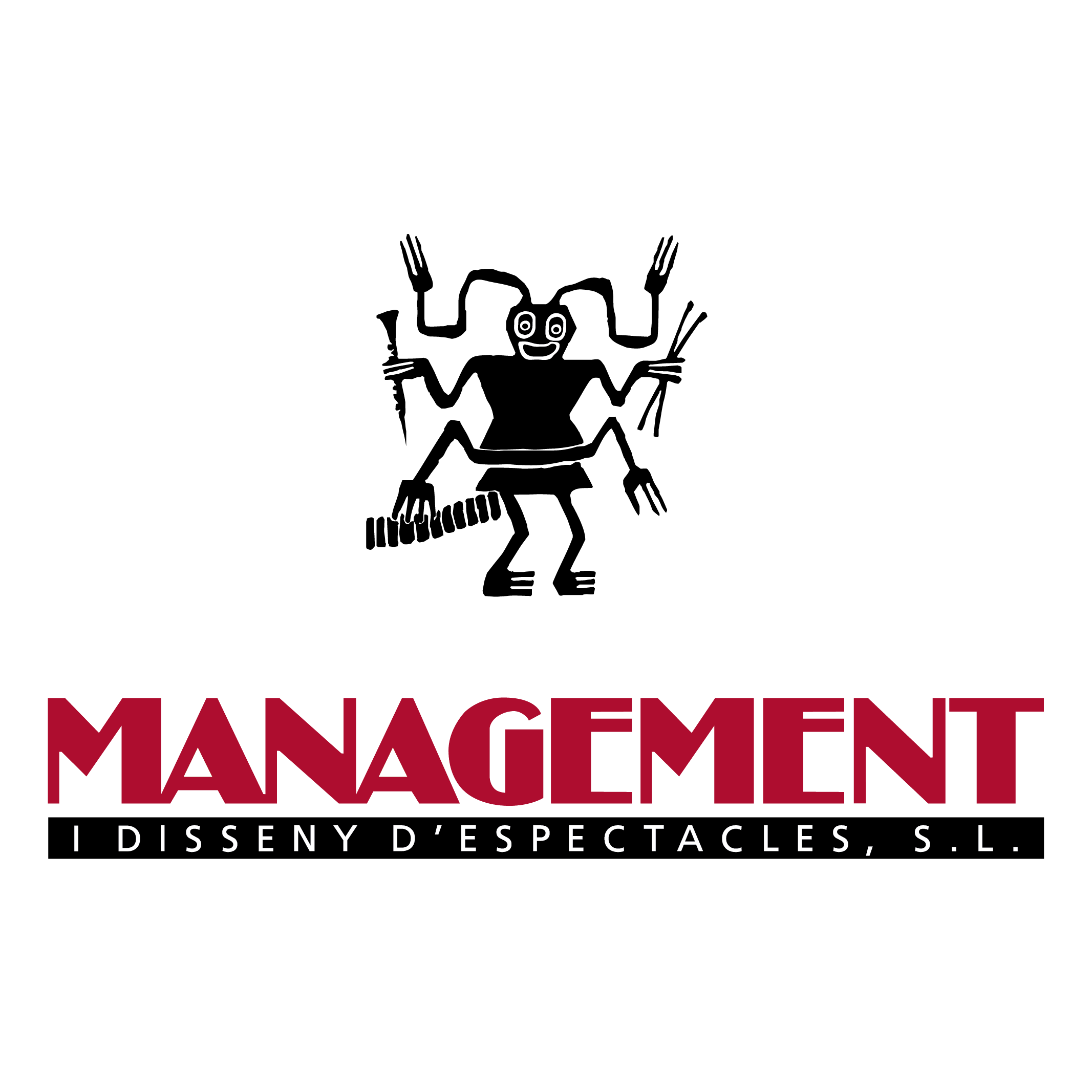 MIDE | Management i Disseny d'Espectacles Logo